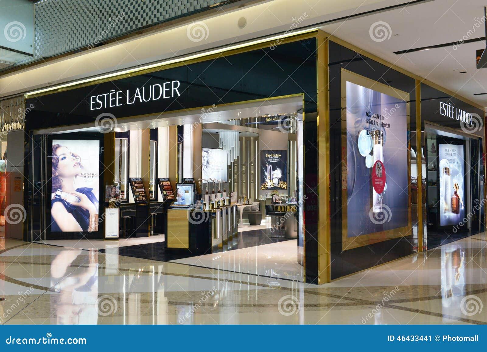Online estee lauder shopping