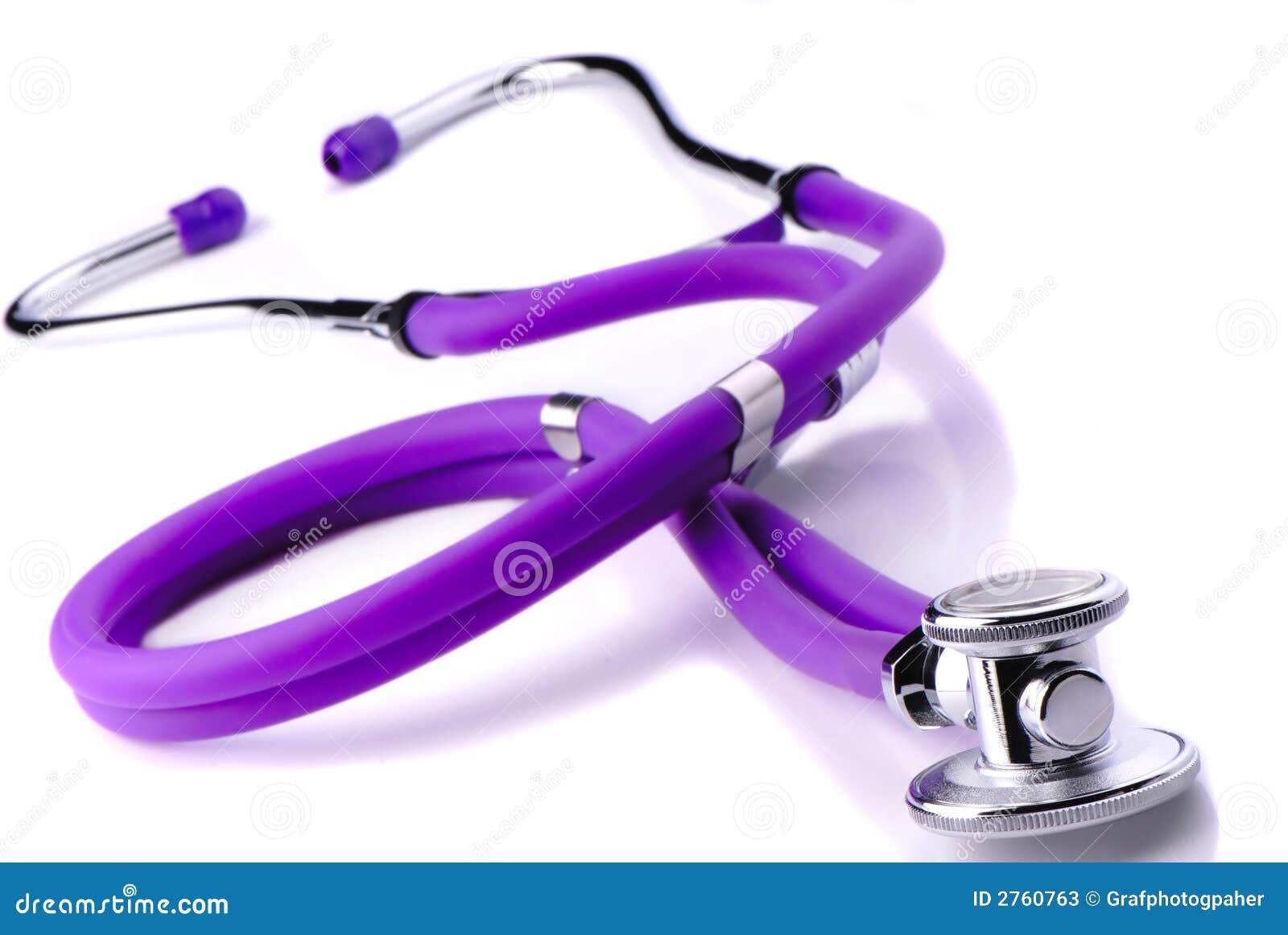 Estetoscopio médico
