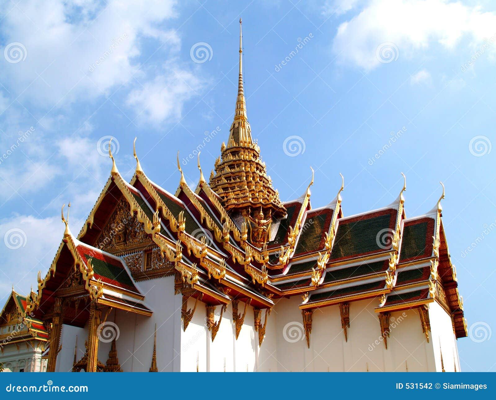 Estilo da arquitetura de Tailândia