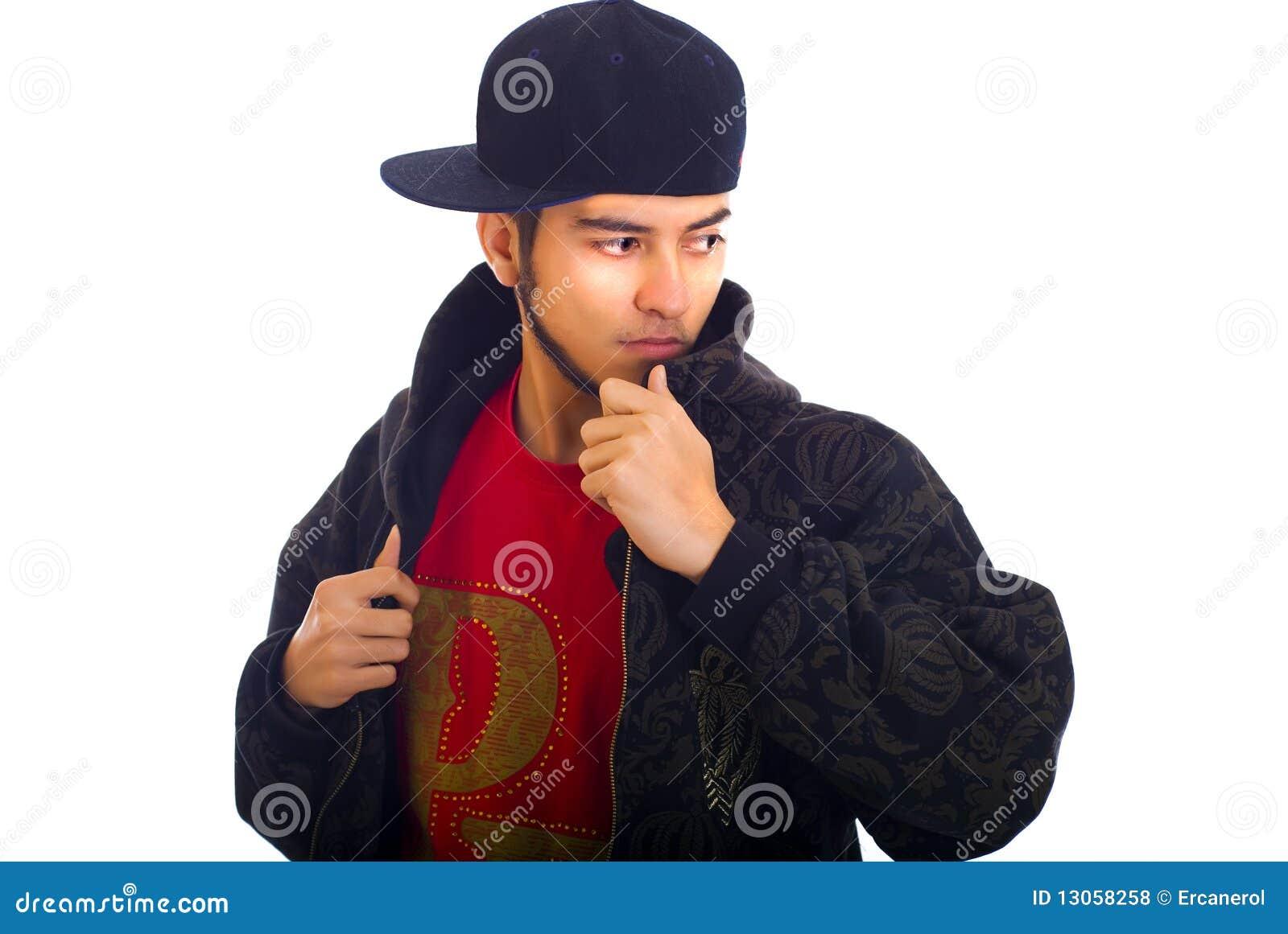 Clase adolescente de hip hop
