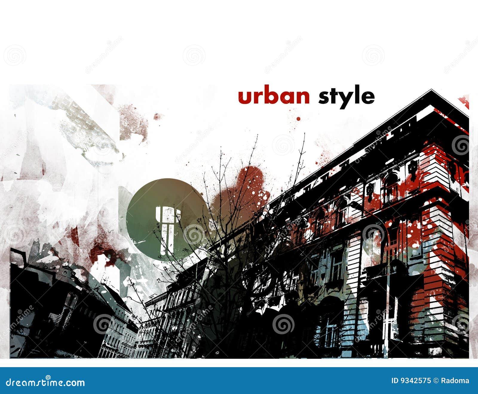 Estilo gráfico urbano