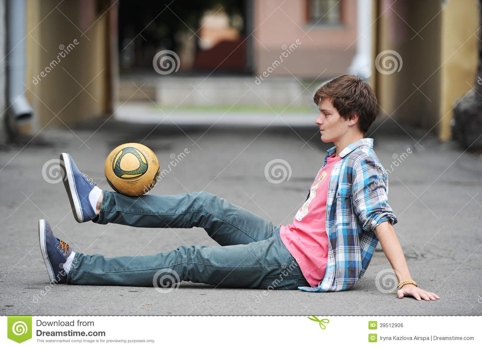 Estilo livre do futebol