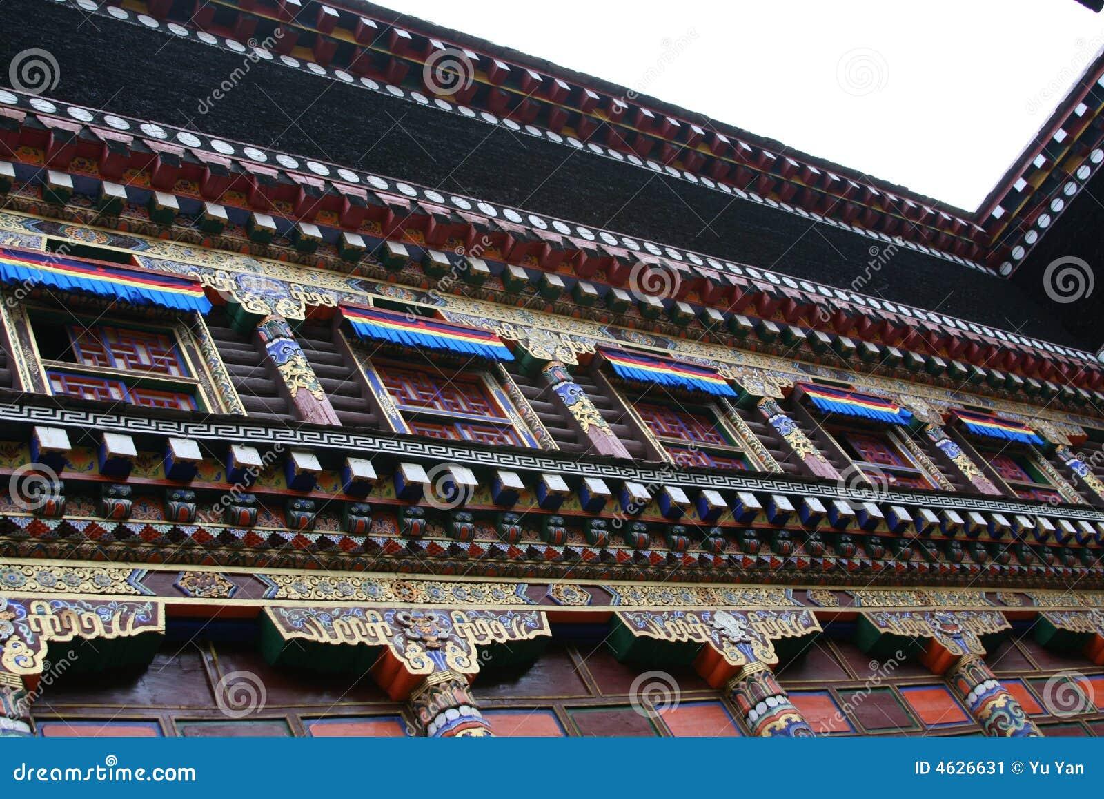 Estilo tibetano