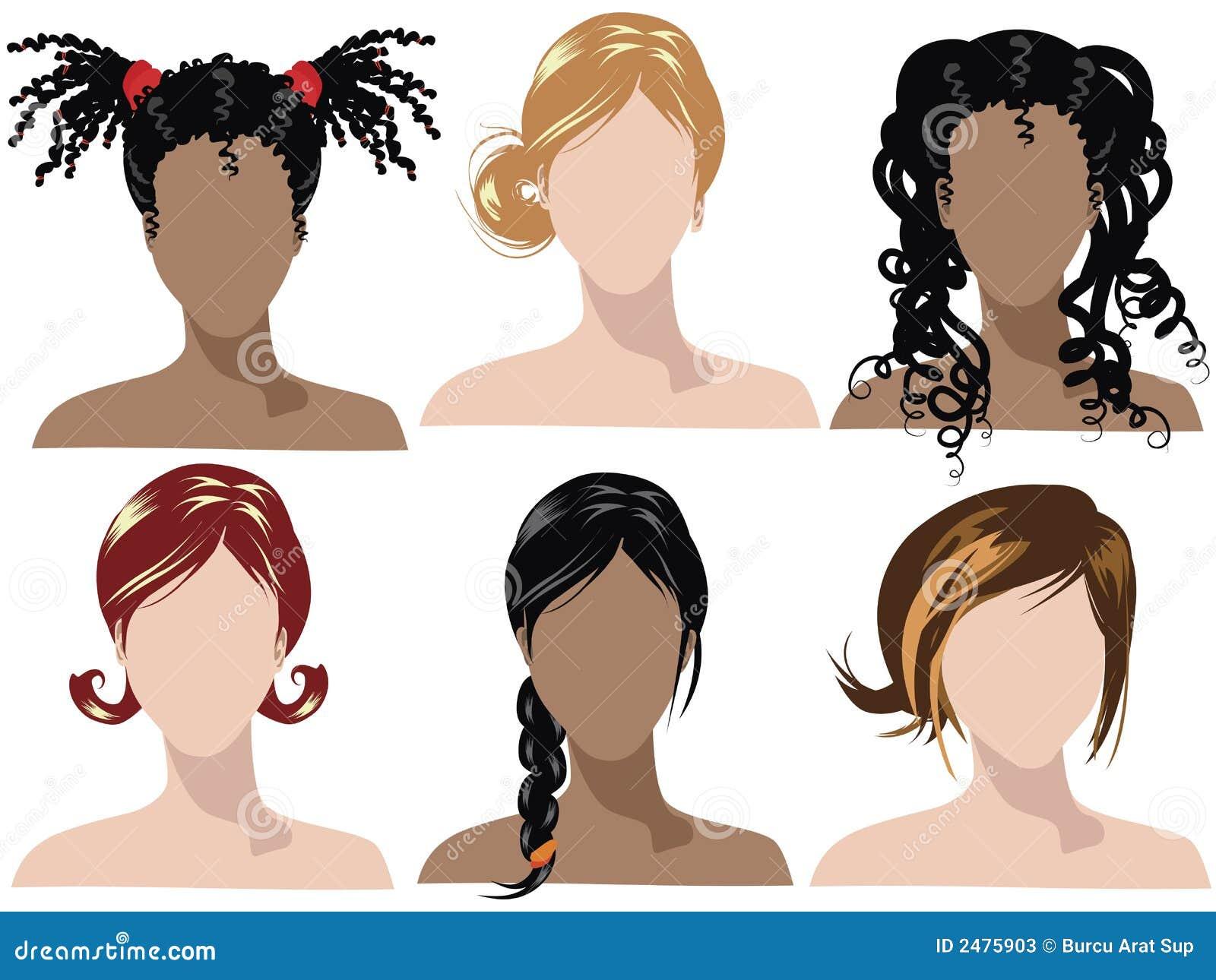 Estilos de cabelo 2