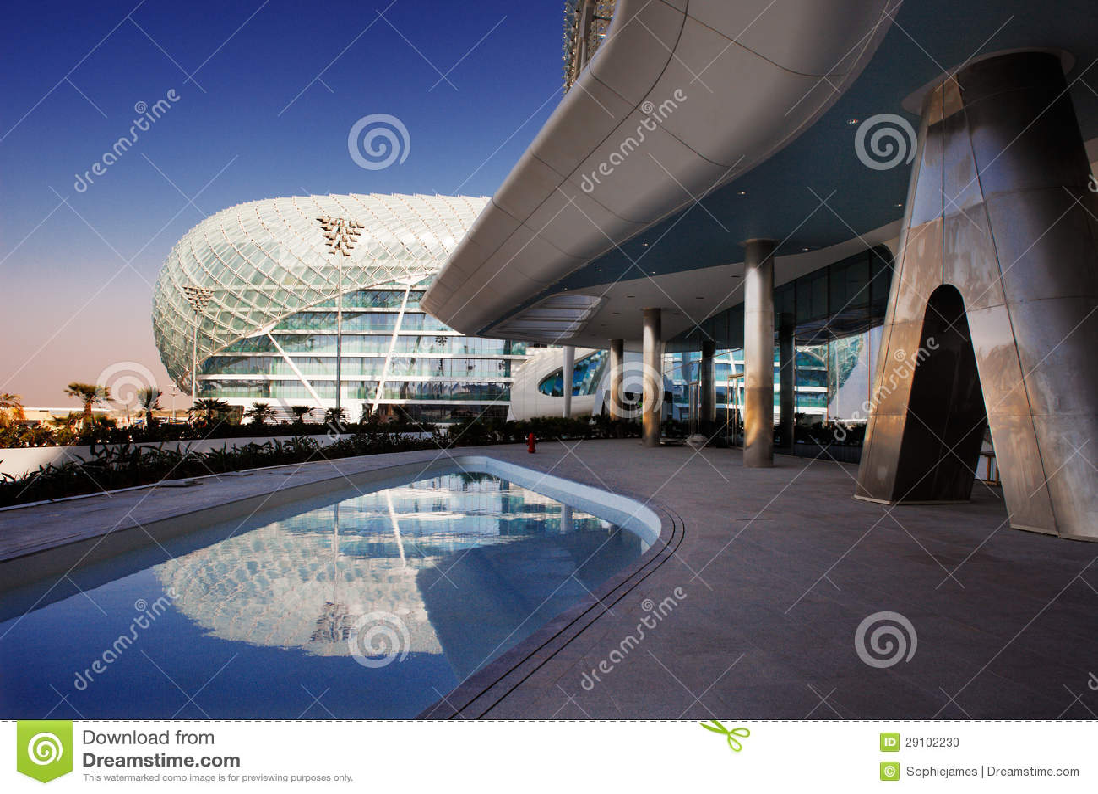 Esto es una obra maestra arquitectónica majestuosa