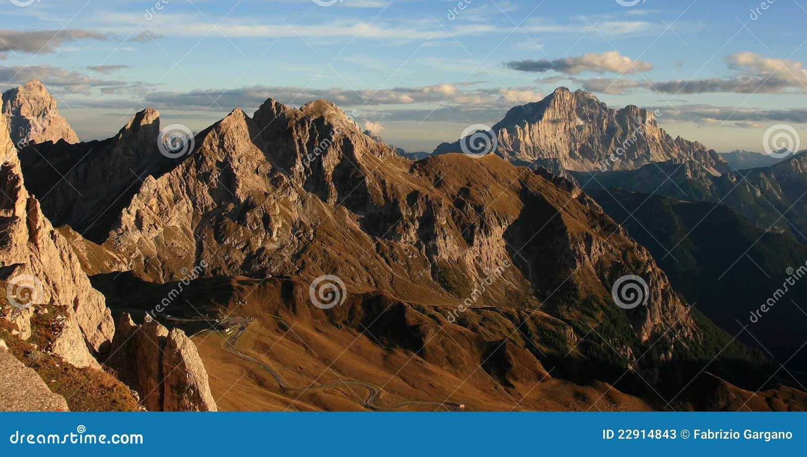 Estrada alpina