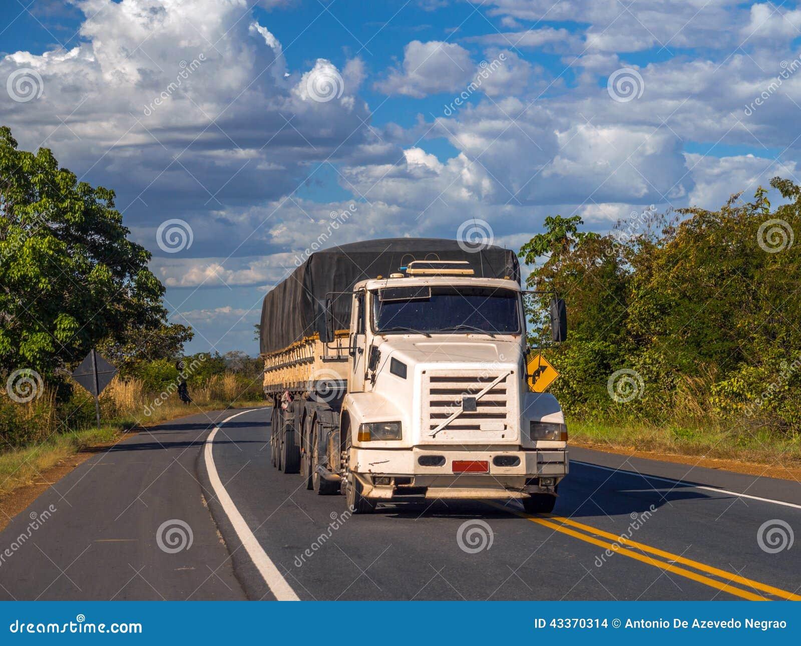 Estrada de Brasil