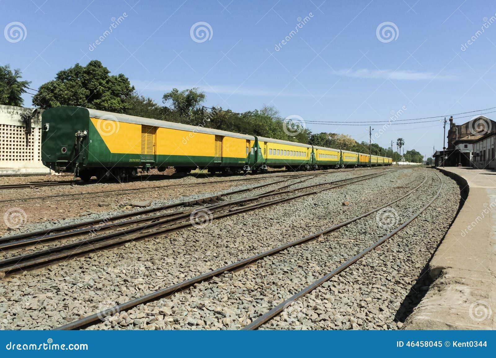 Estrada de ferro de Dacar-Niger, Bamako