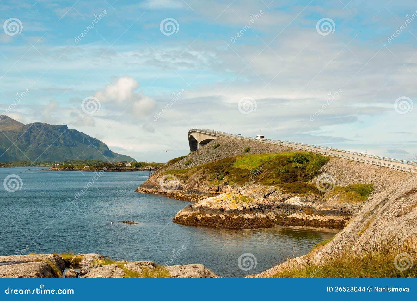 Estrada de Oceano Atlântico
