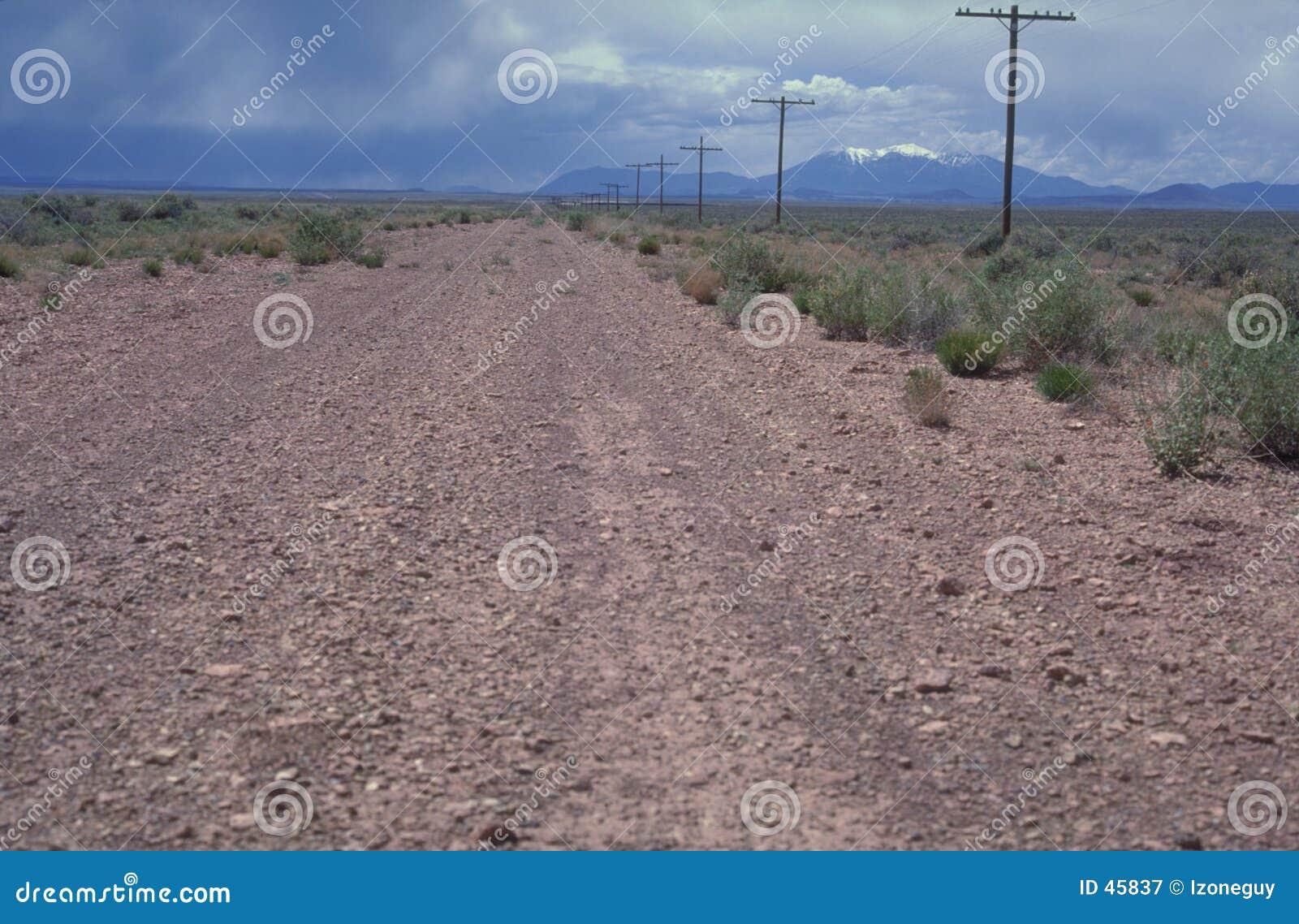Estrada a em nenhuma parte