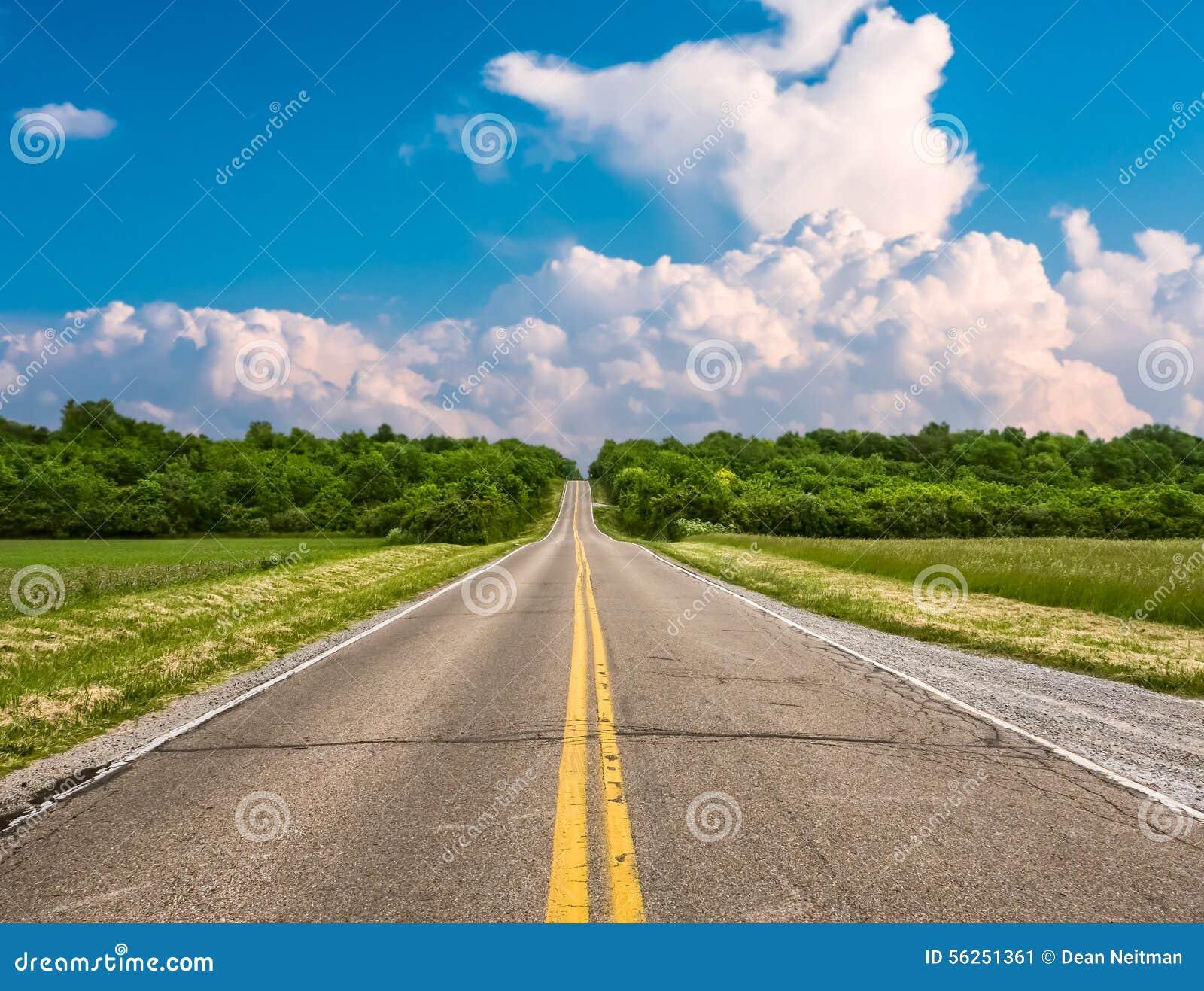 Estrada secundária de Ohio