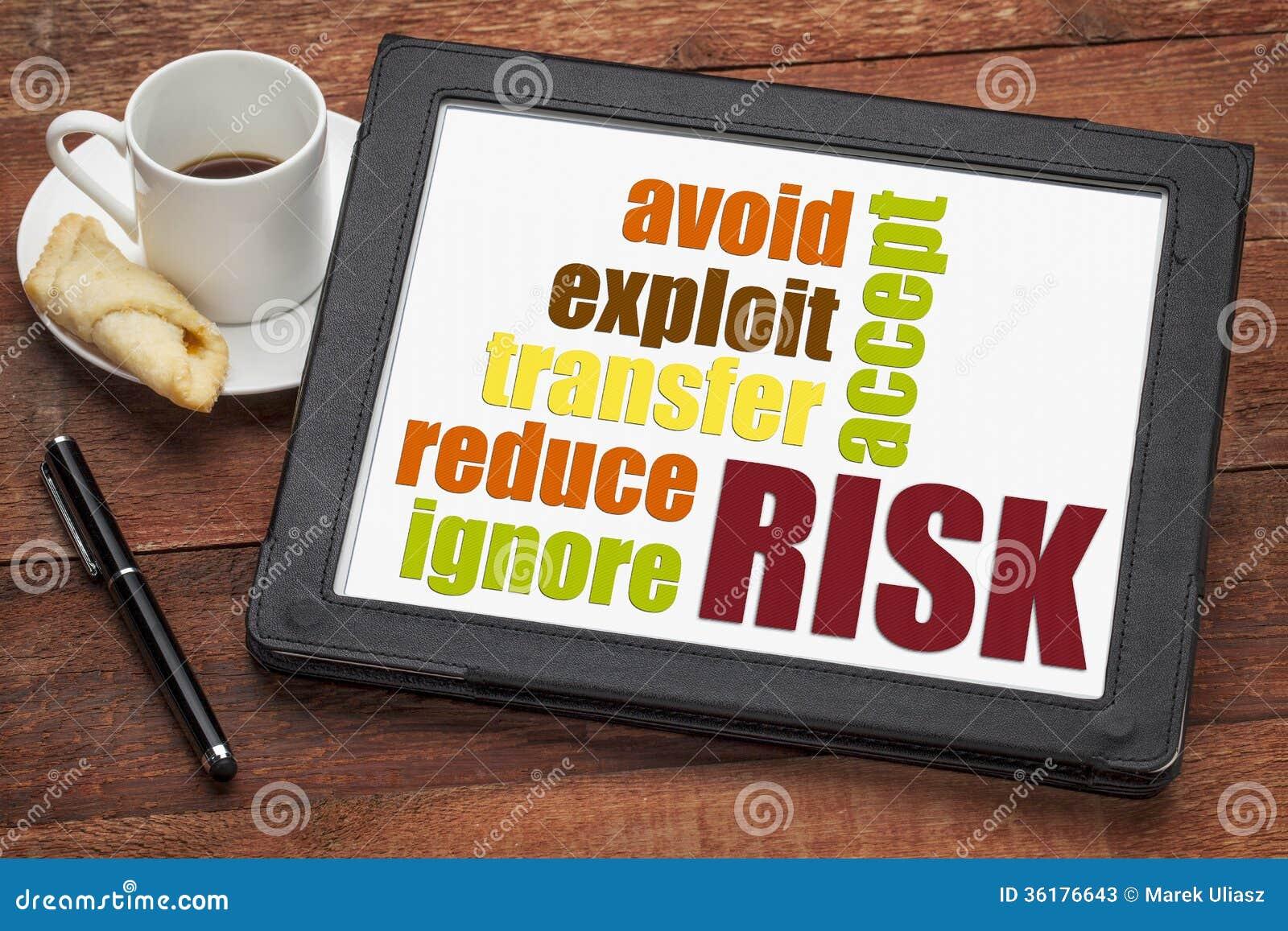Estrategias de gestión de riesgos