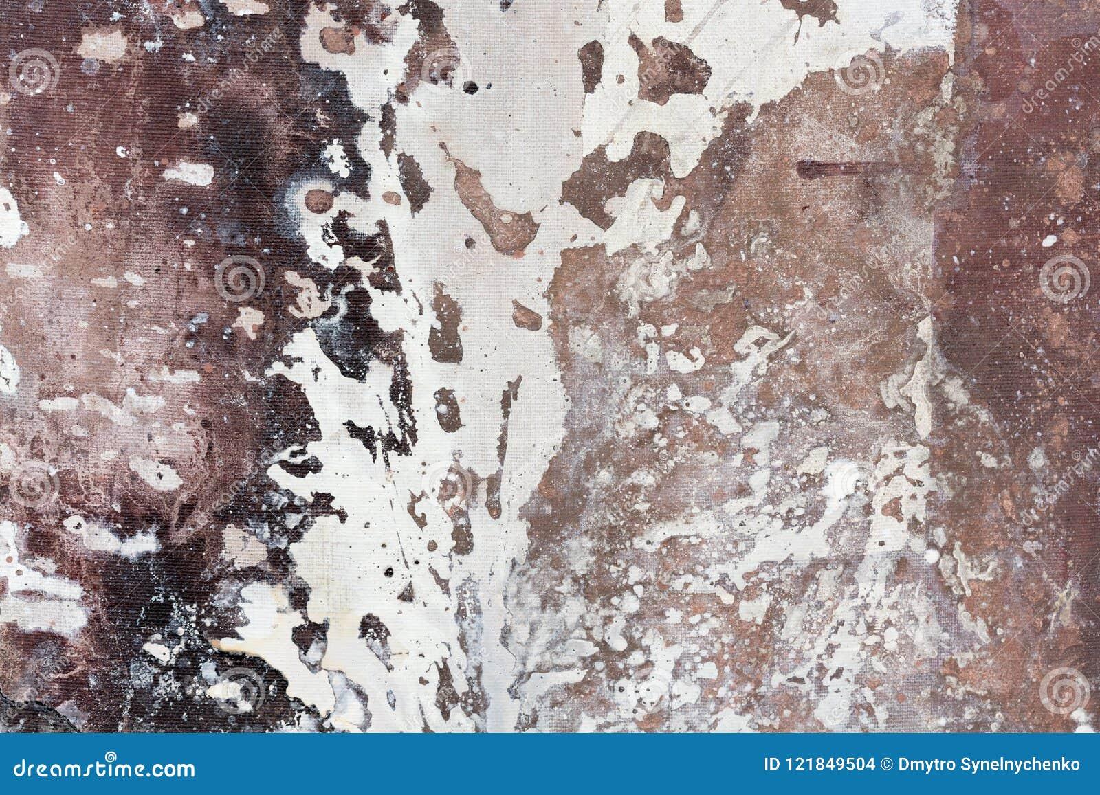 Estratto moderno della pittura a olio