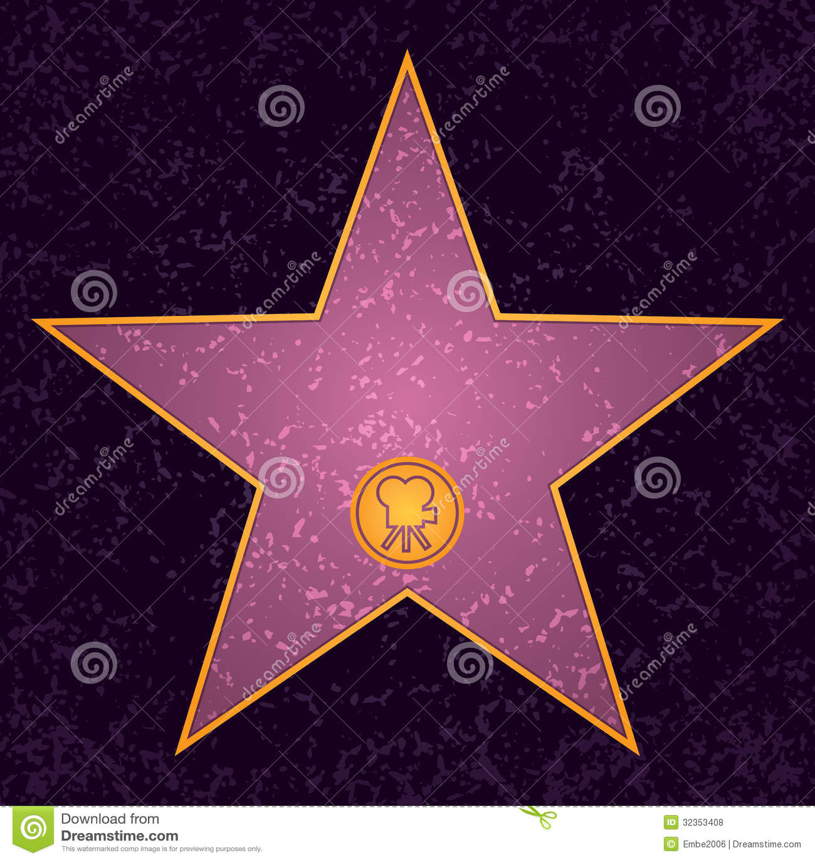 Estrela de Hollywood