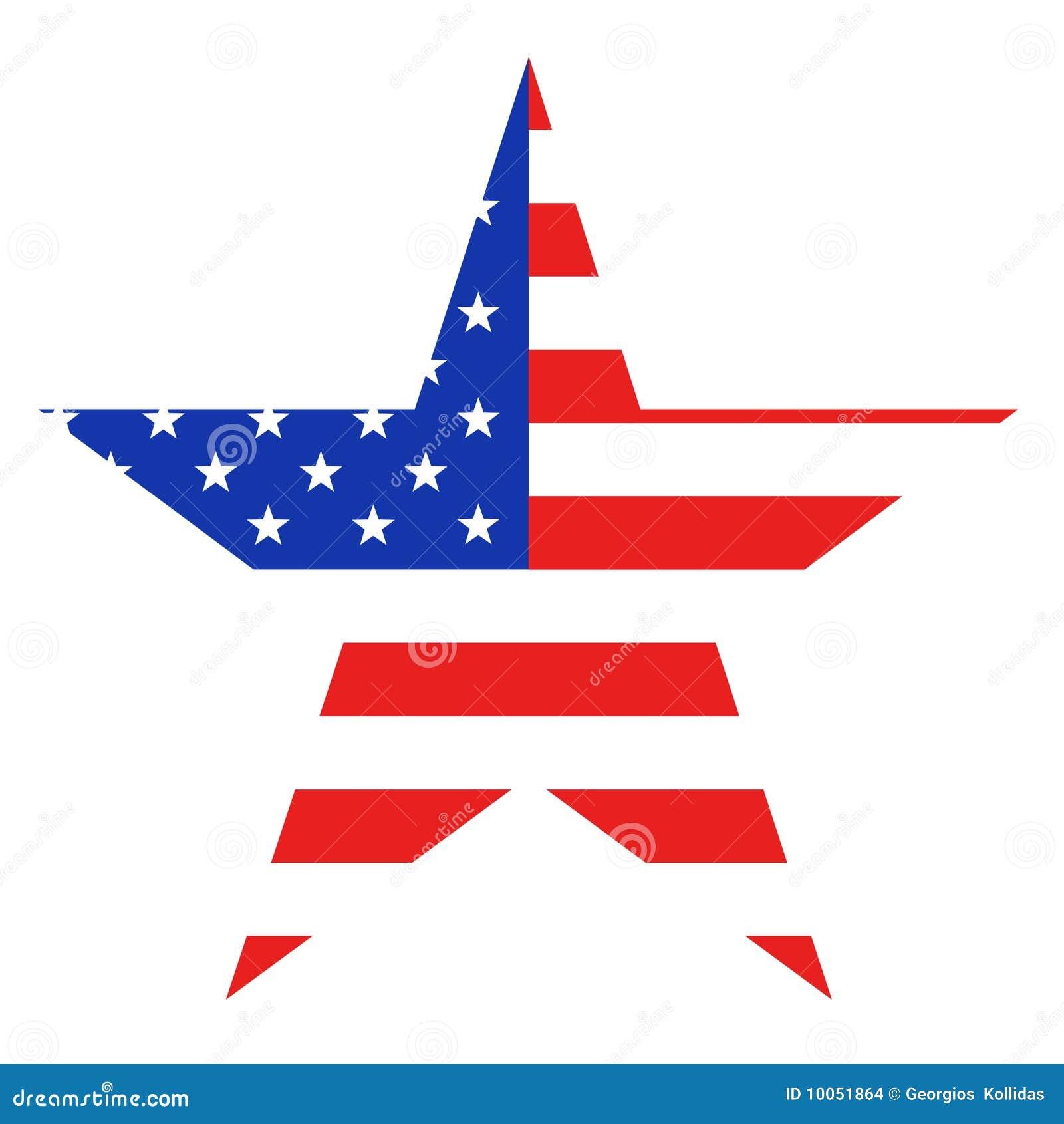 Estrela dos EUA