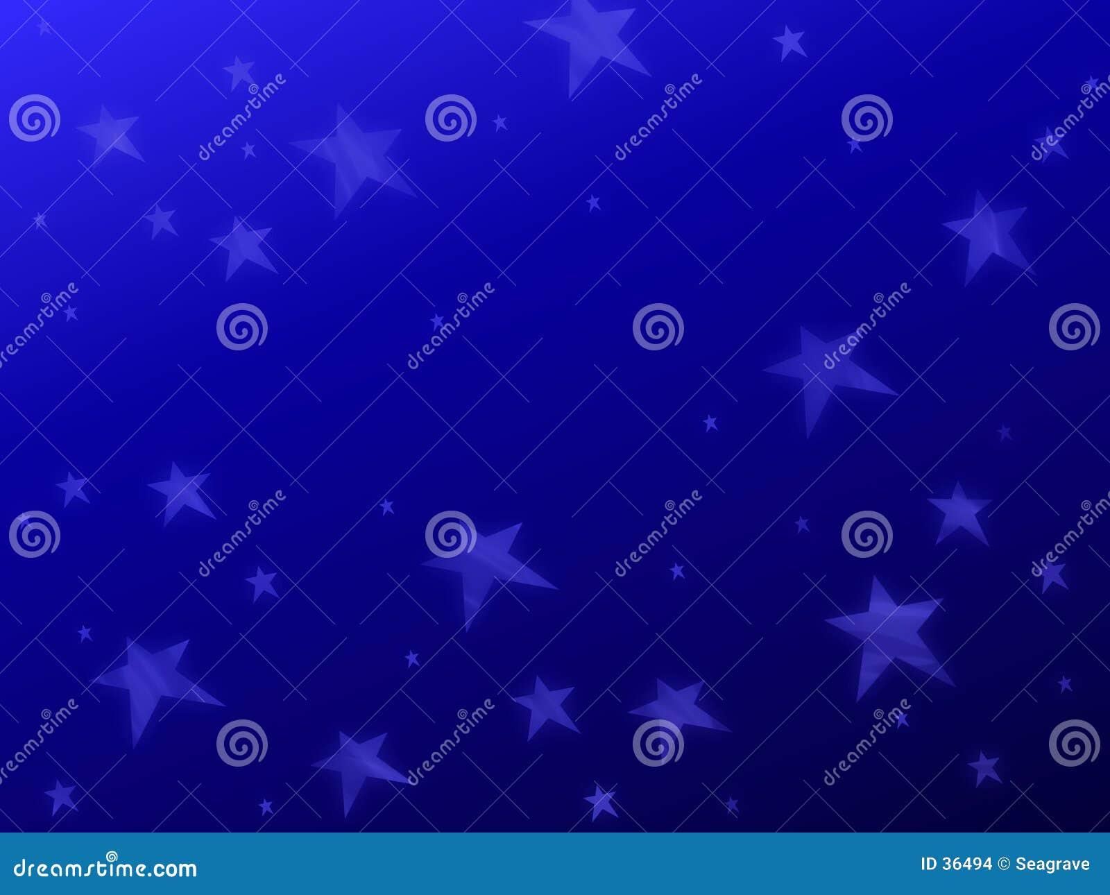A estrela olhou