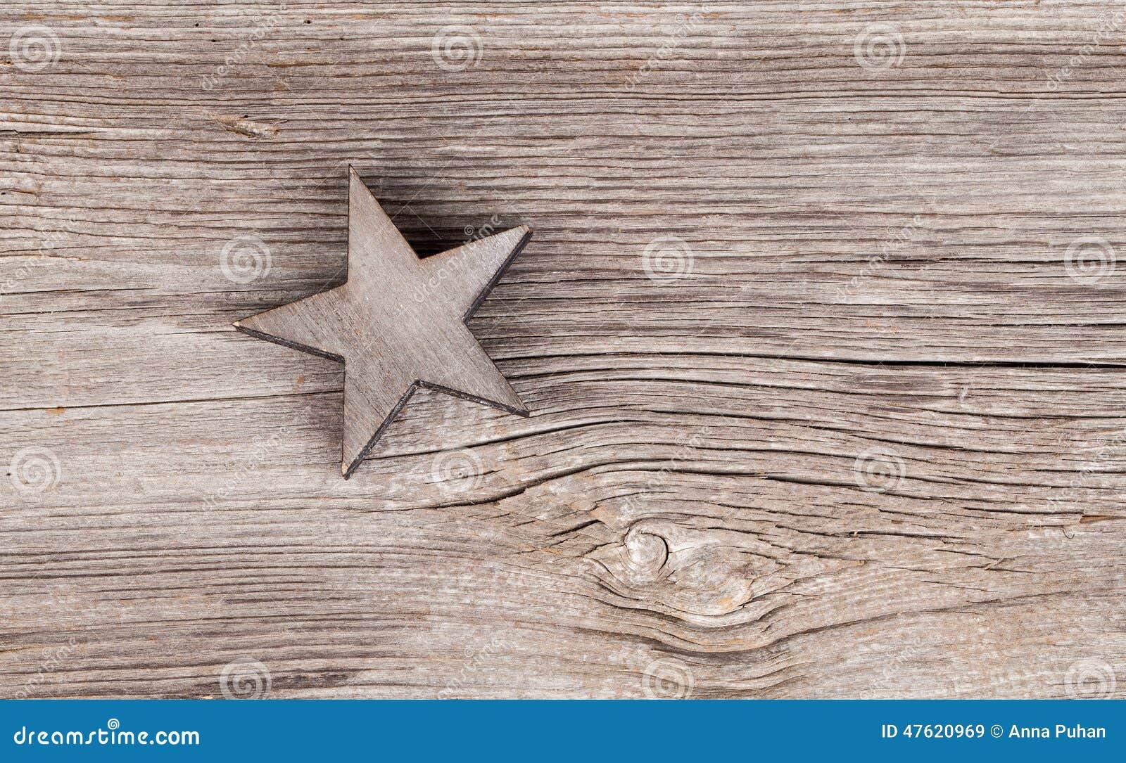 Estrela velha do xmas