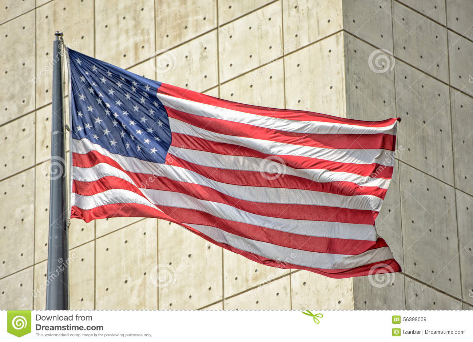 60974ae54d7a2 Estrelas Da Bandeira Americana Dos EUA Que Tecem Em New York City ...
