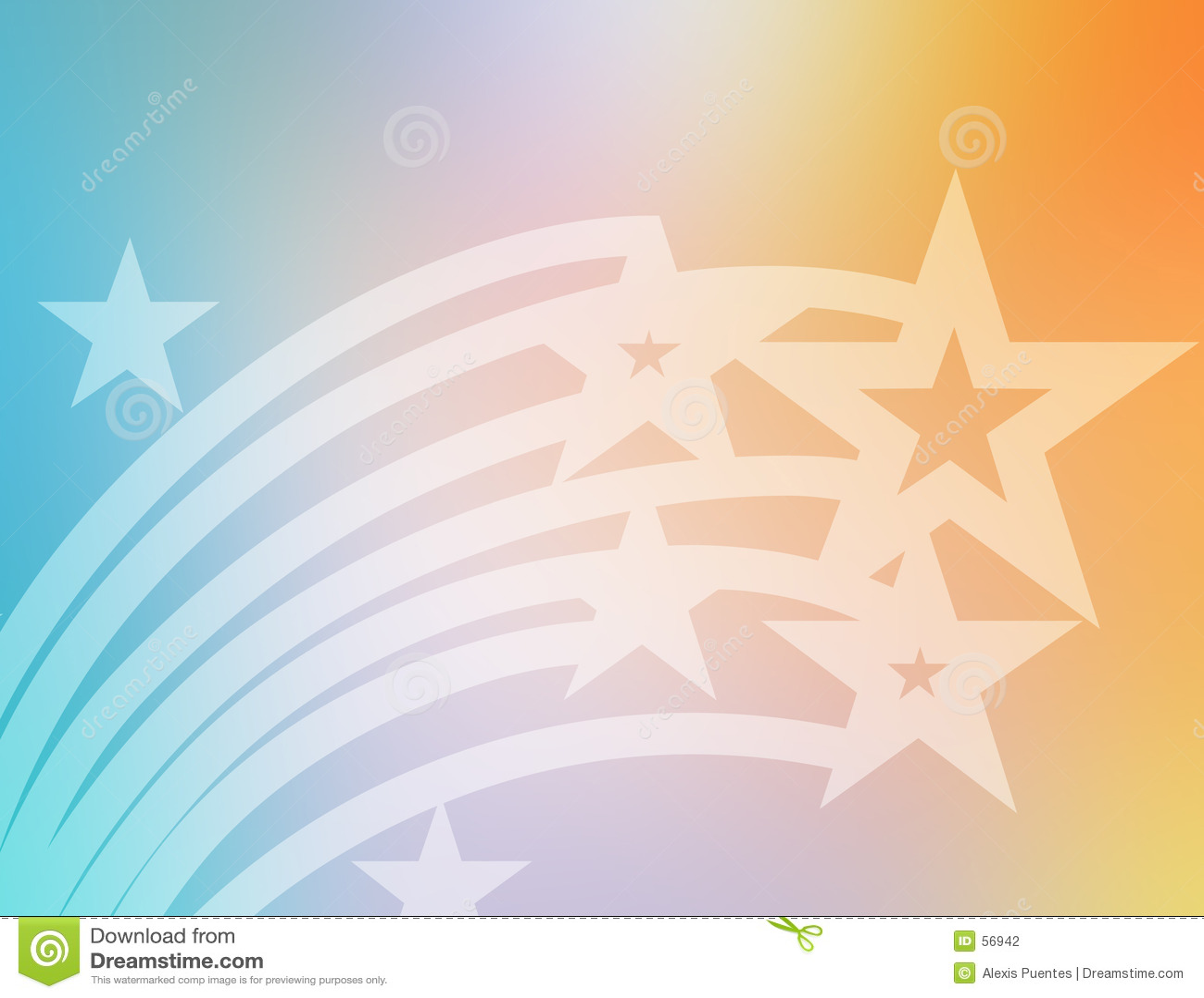 Estrelas do vôo