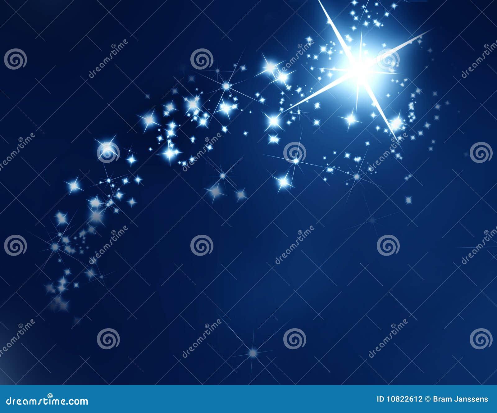 Estrella fugaz fotograf a de archivo imagen 10822612 for Estrella fugaz navidad