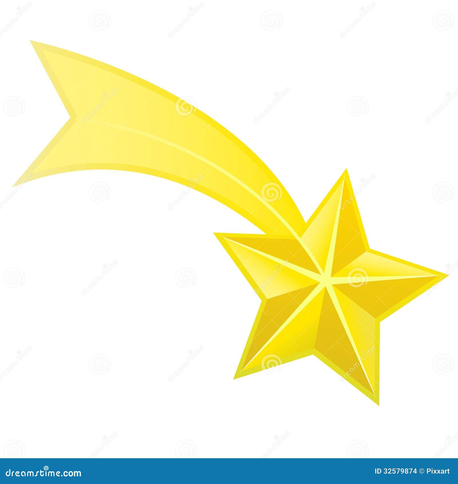 Estrella Fugaz Imagenes De Archivo Imagen 32579874