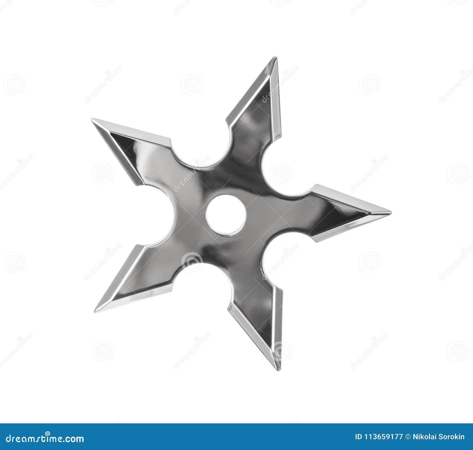 Estrella Shuriken de Ninja