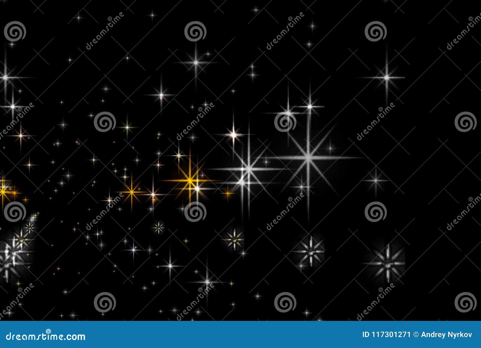 Estrellas Animadas Con Movimiento