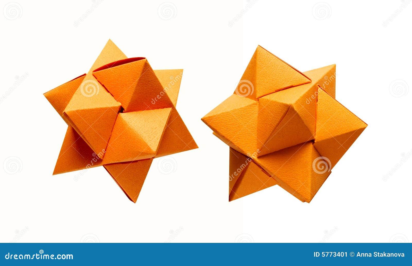 Estrellas de papel