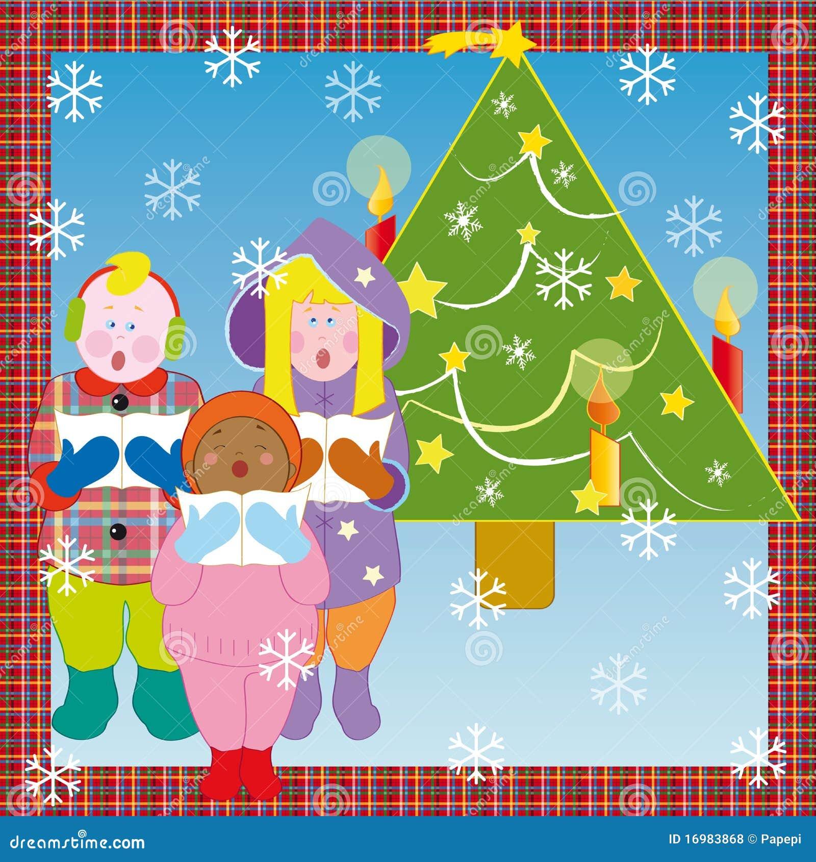 Estribillo de la Navidad