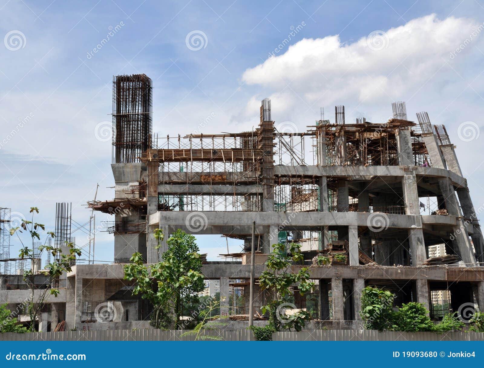 estructura de edificio: