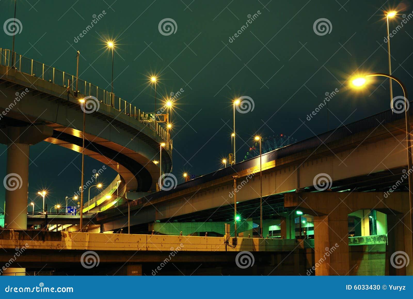 Estructura de las carreteras