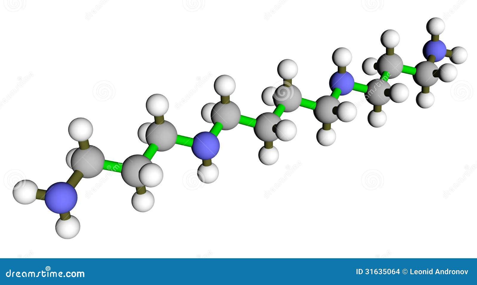 sperm molecular formula