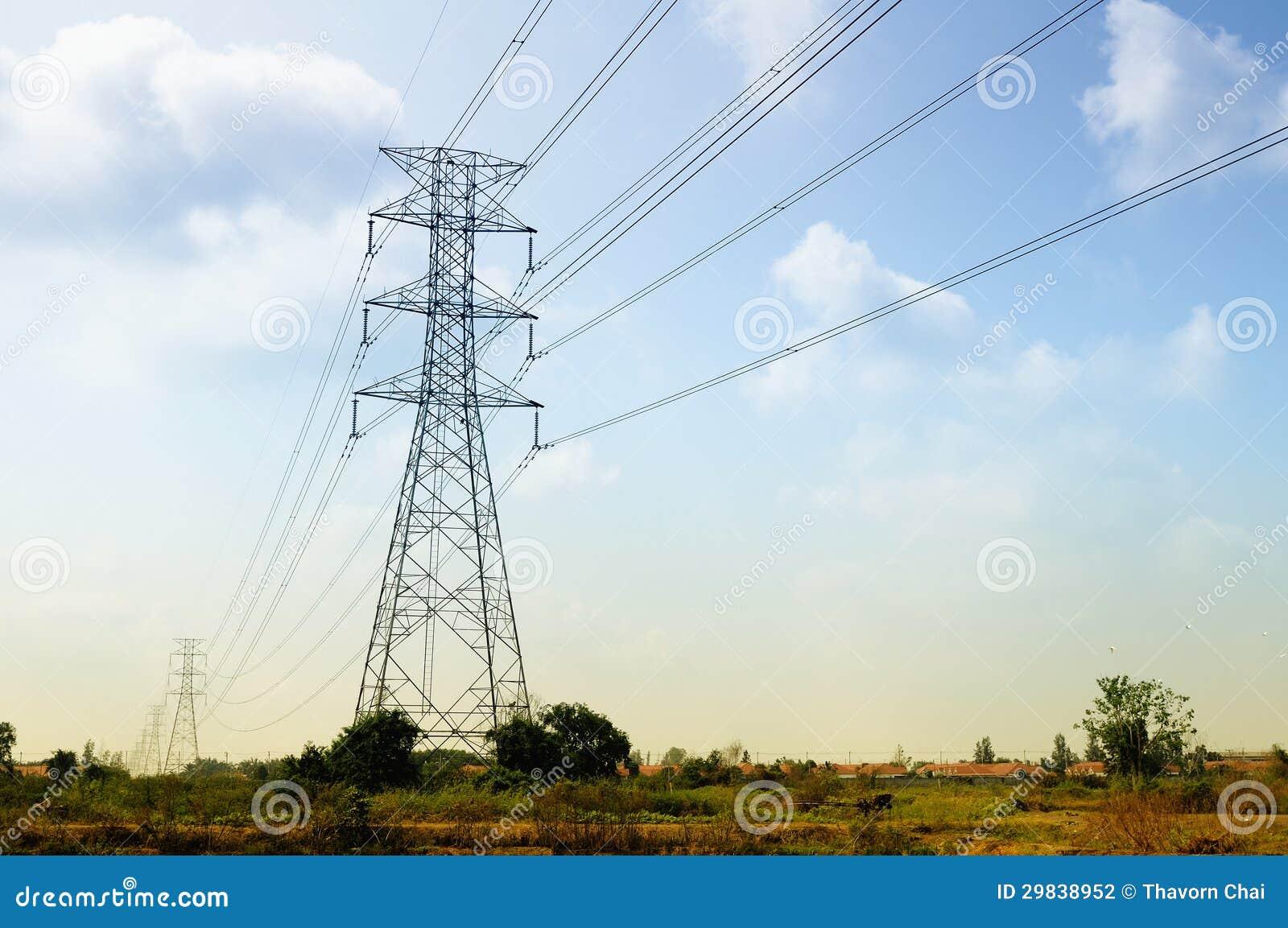 Linha eléctrica
