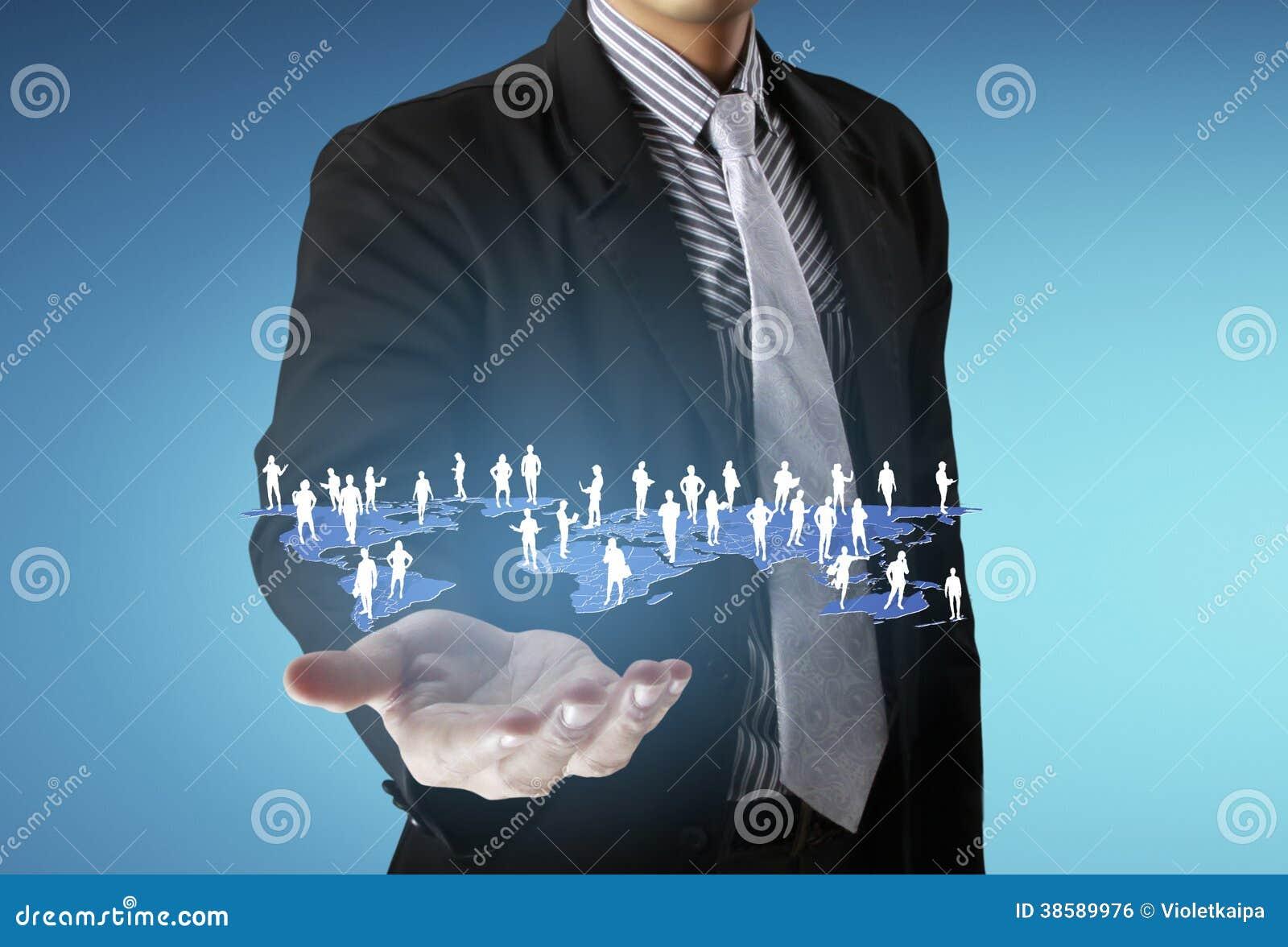 Estrutura de rede social