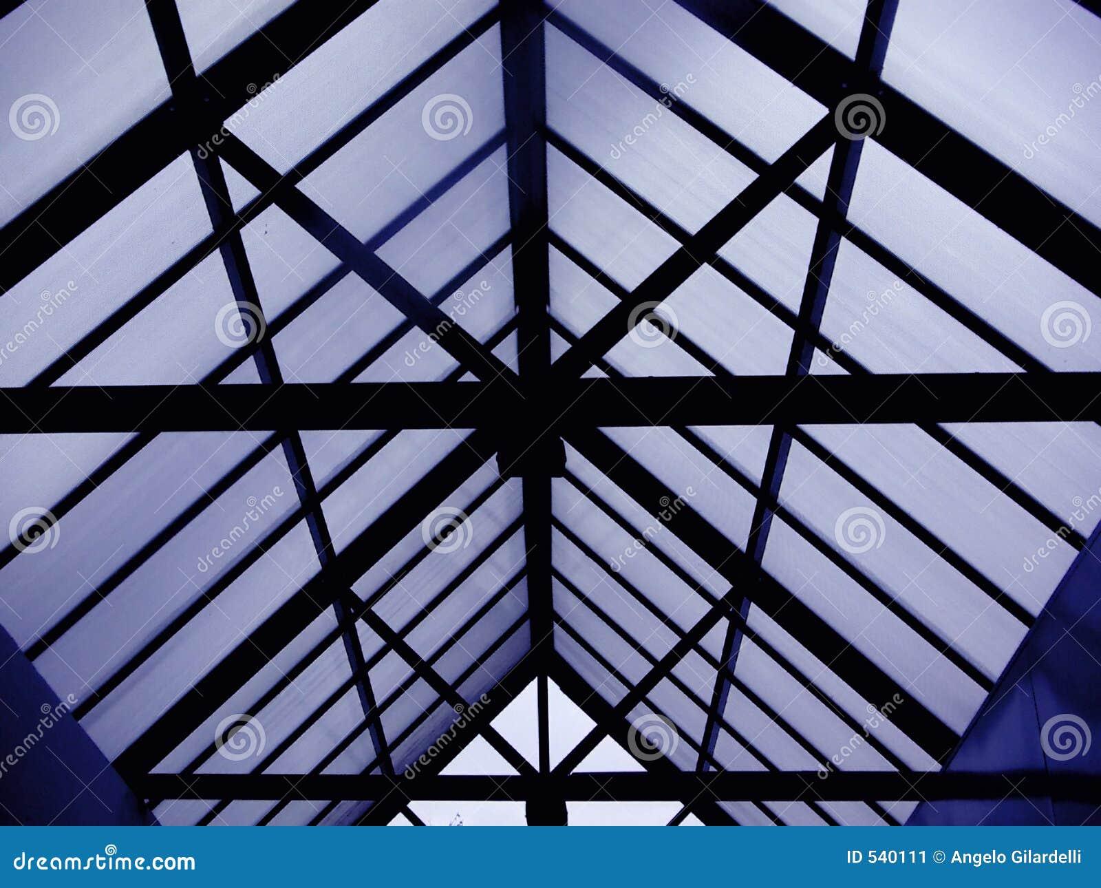 Estrutura de telhado