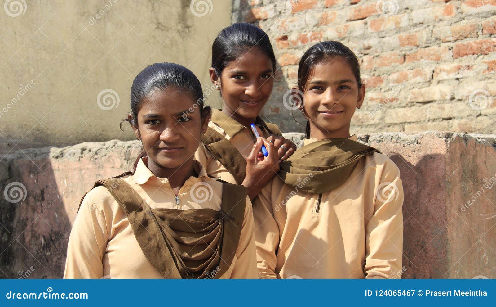 Estudante Girls Classmates