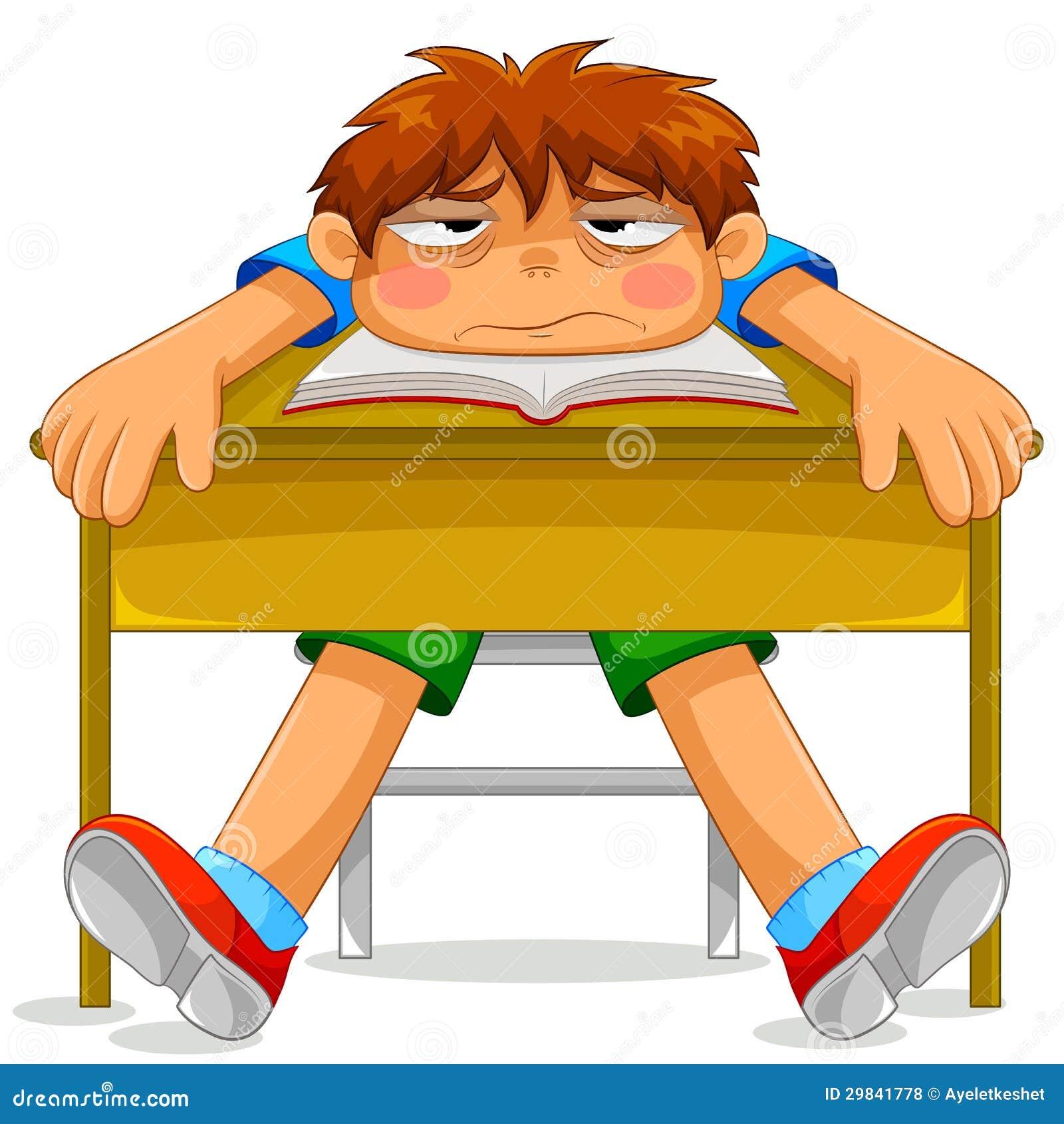 Estudante miserável