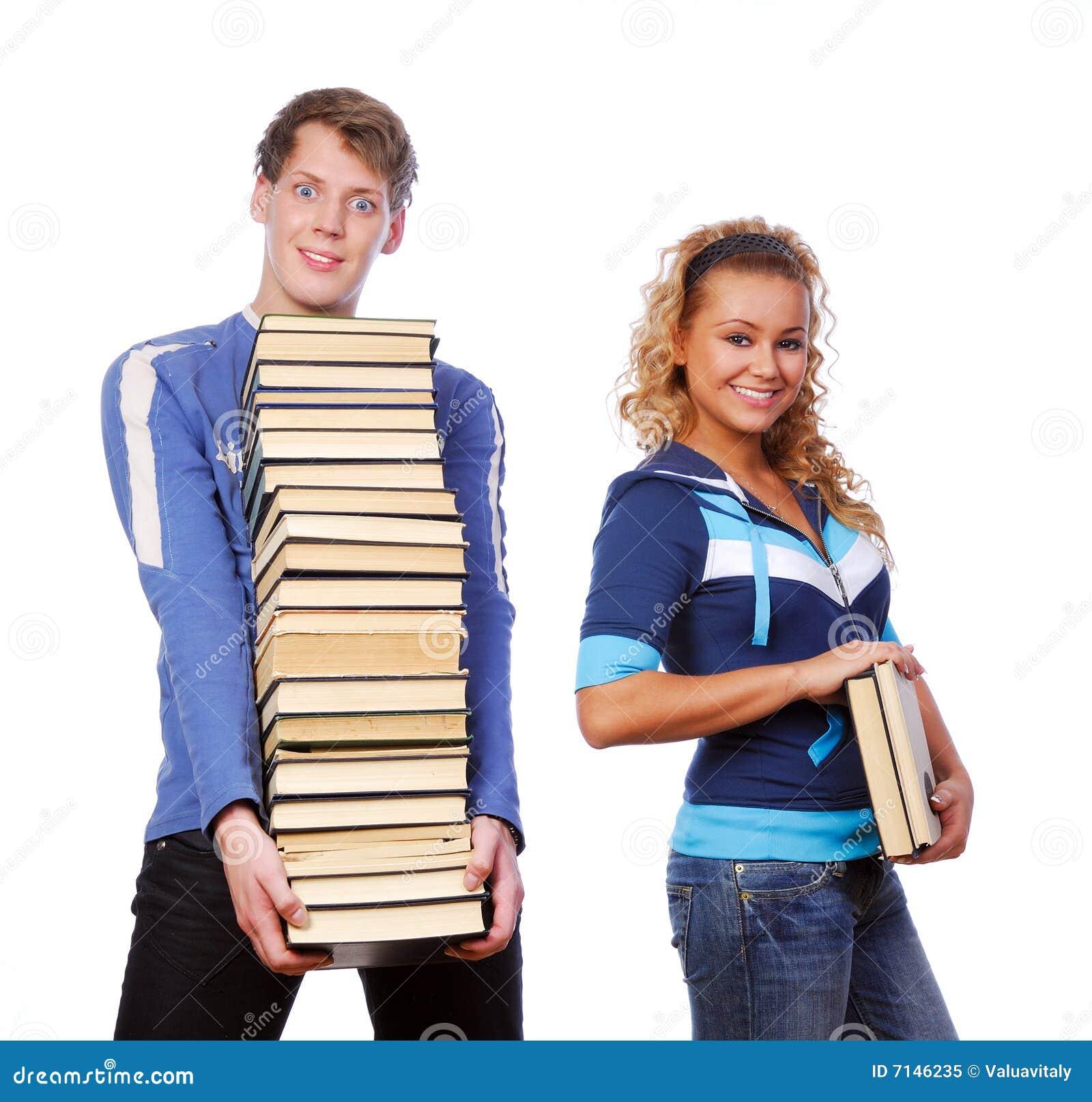 Estudantes loucos