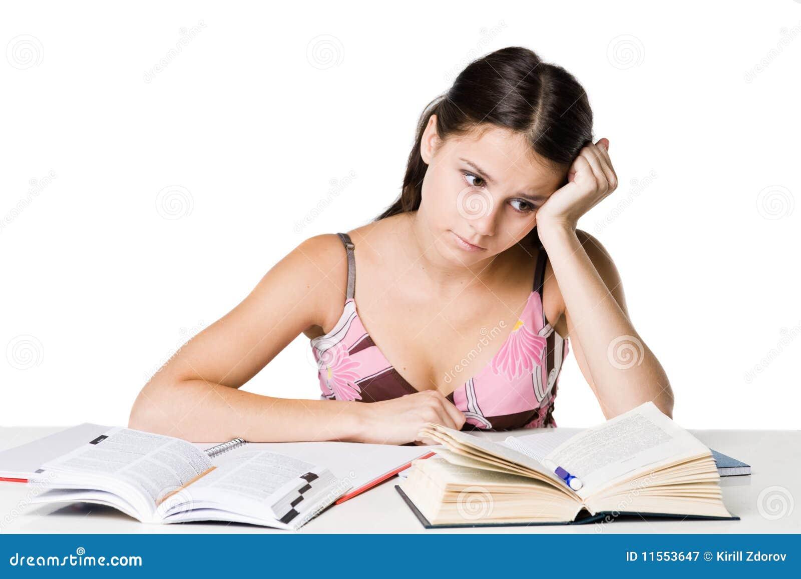 estudiante insano