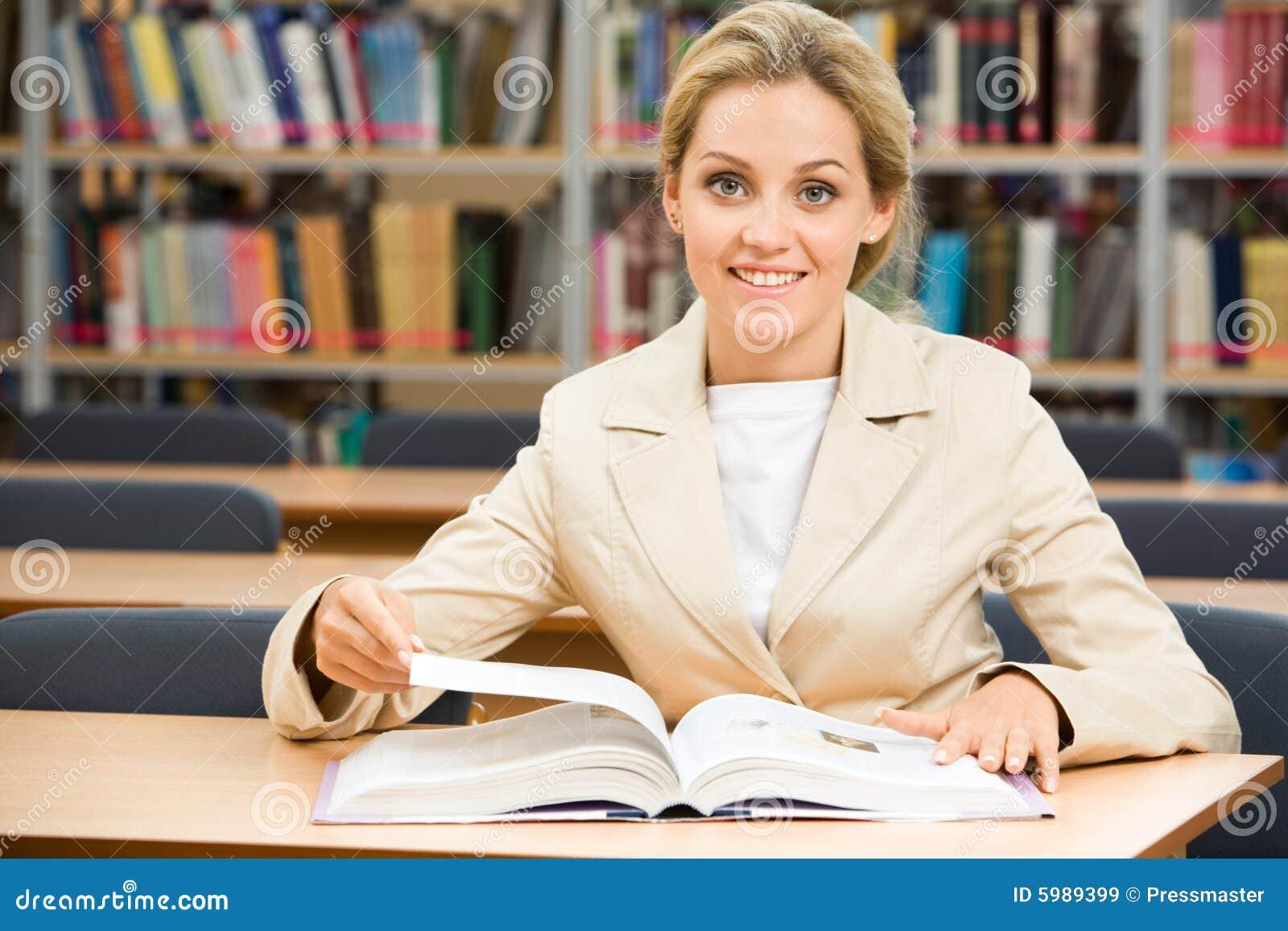 Estudiante diligente