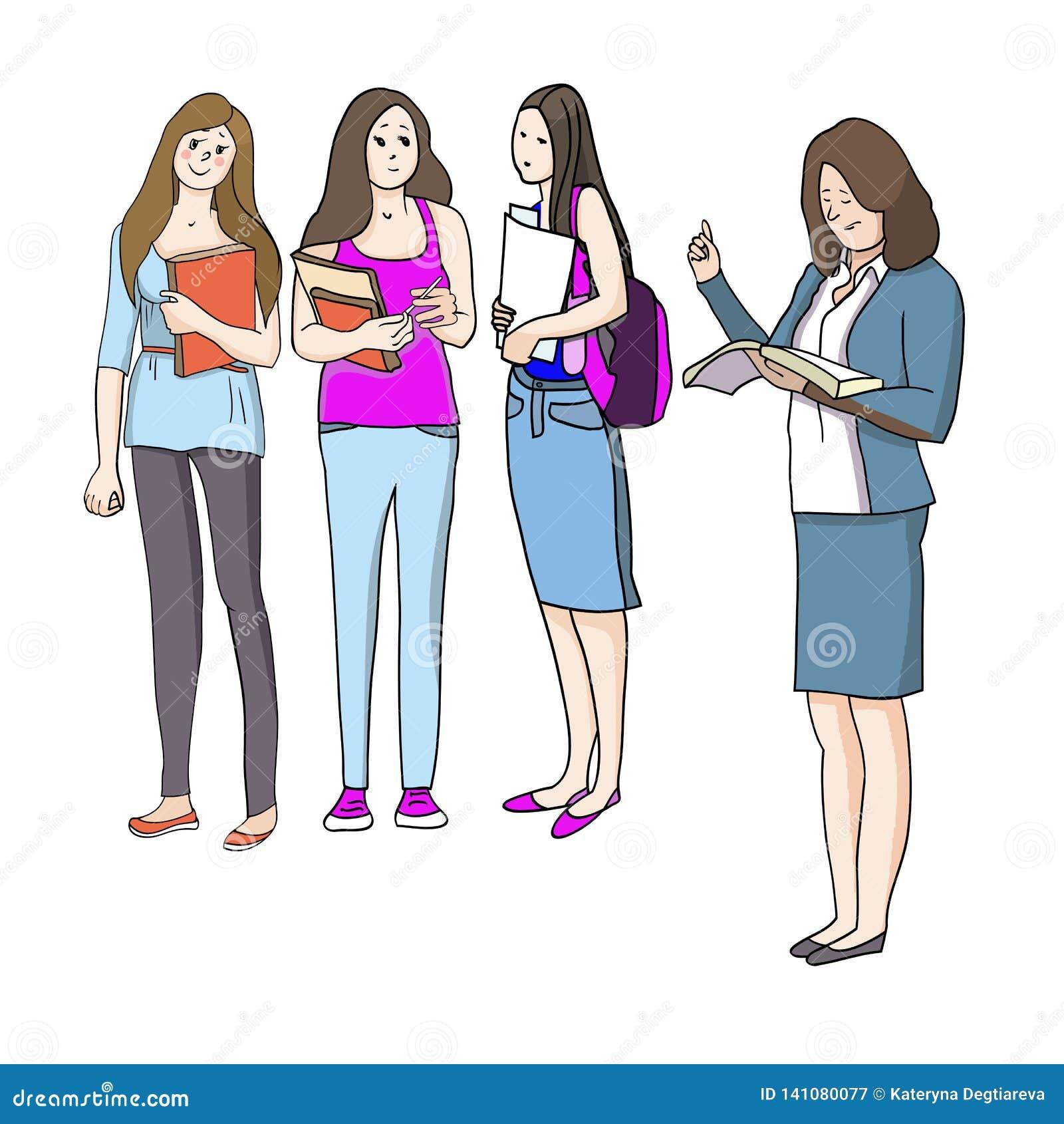 Estudiantes y educación