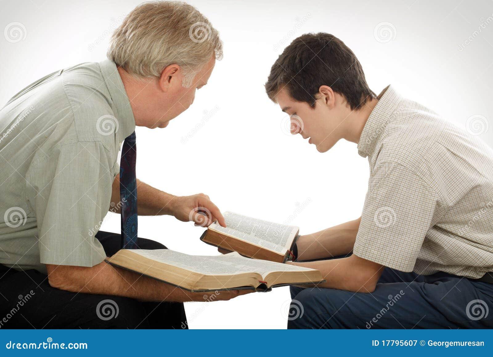 Estudiar la palabra de dios