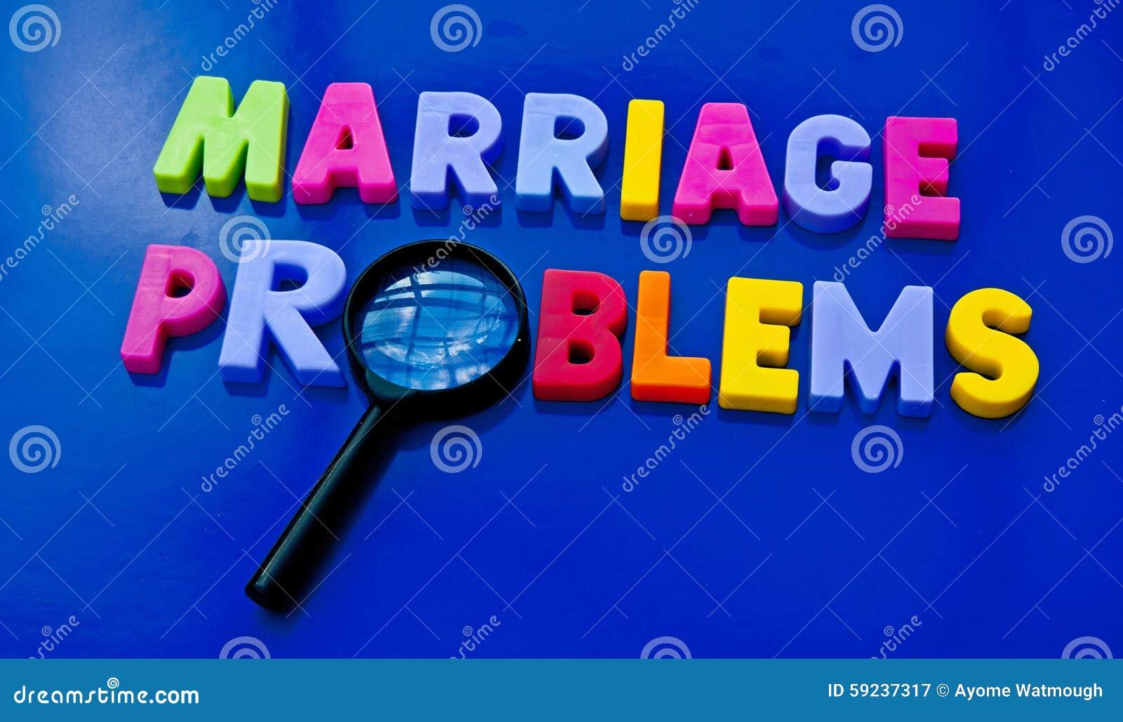 Estudiar problemas de la boda
