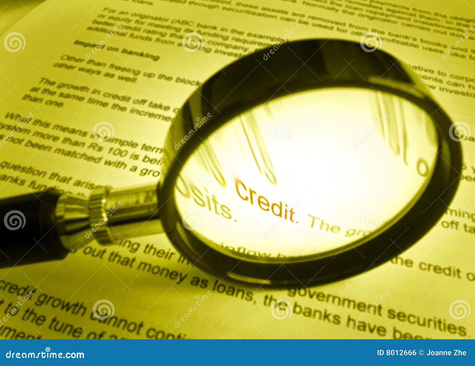 Estudie sobre las finanzas - crédito
