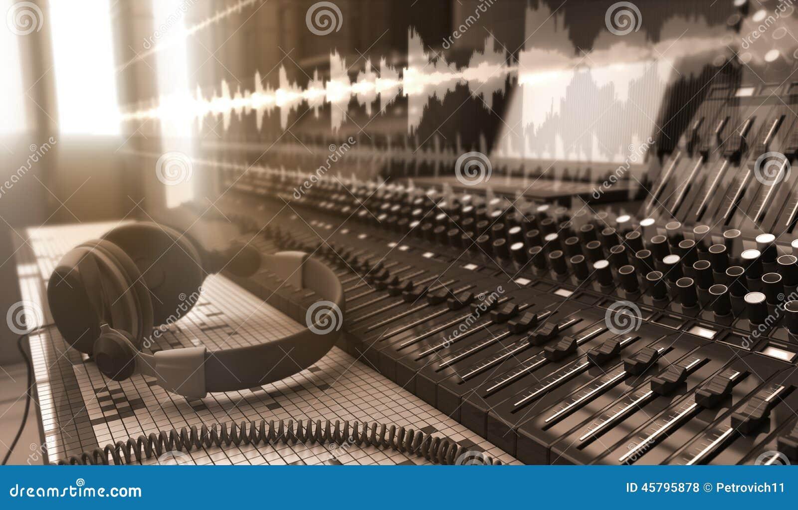 Estudio de los sonidos