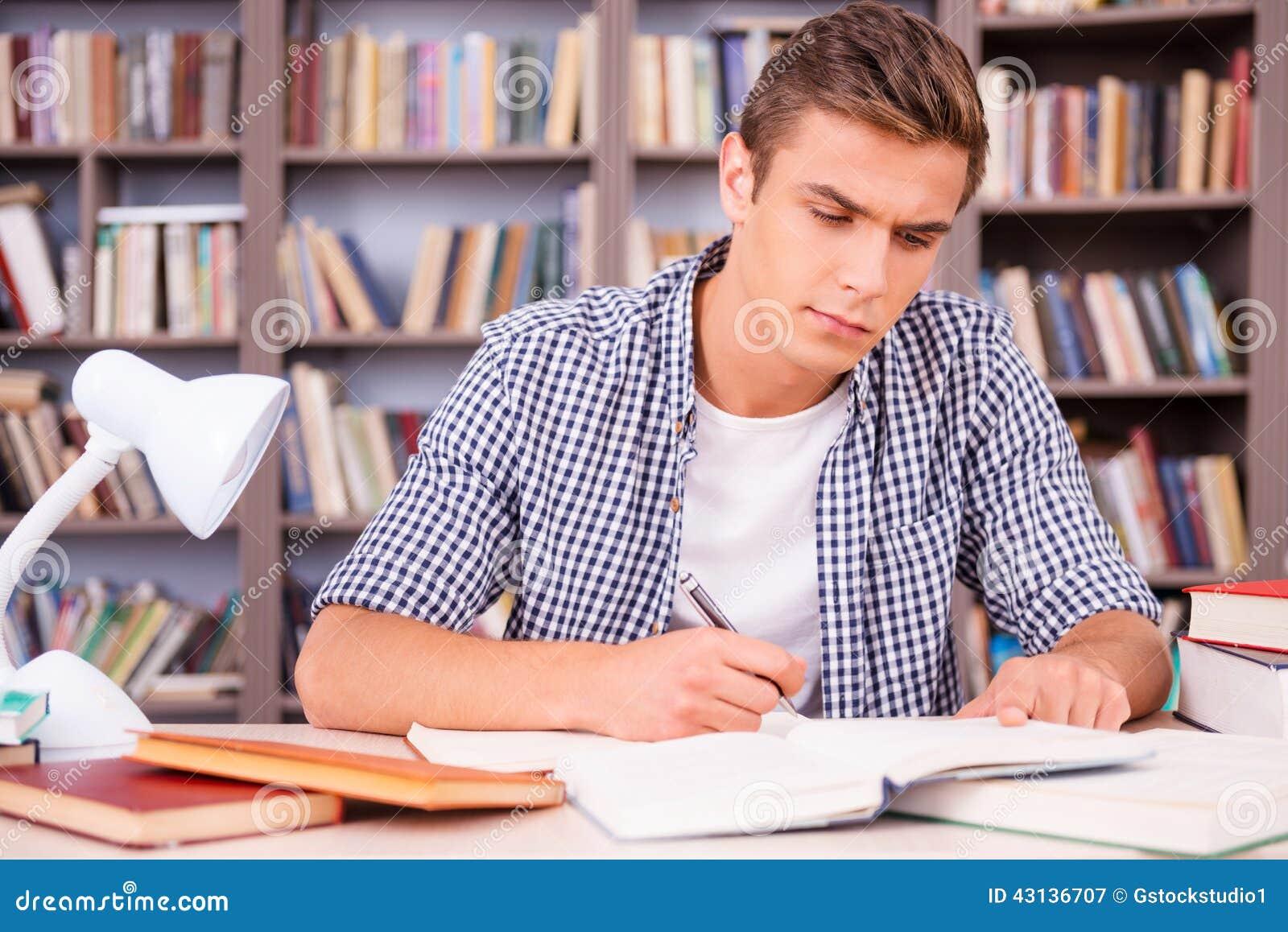 Estudo duramente para boas categorias