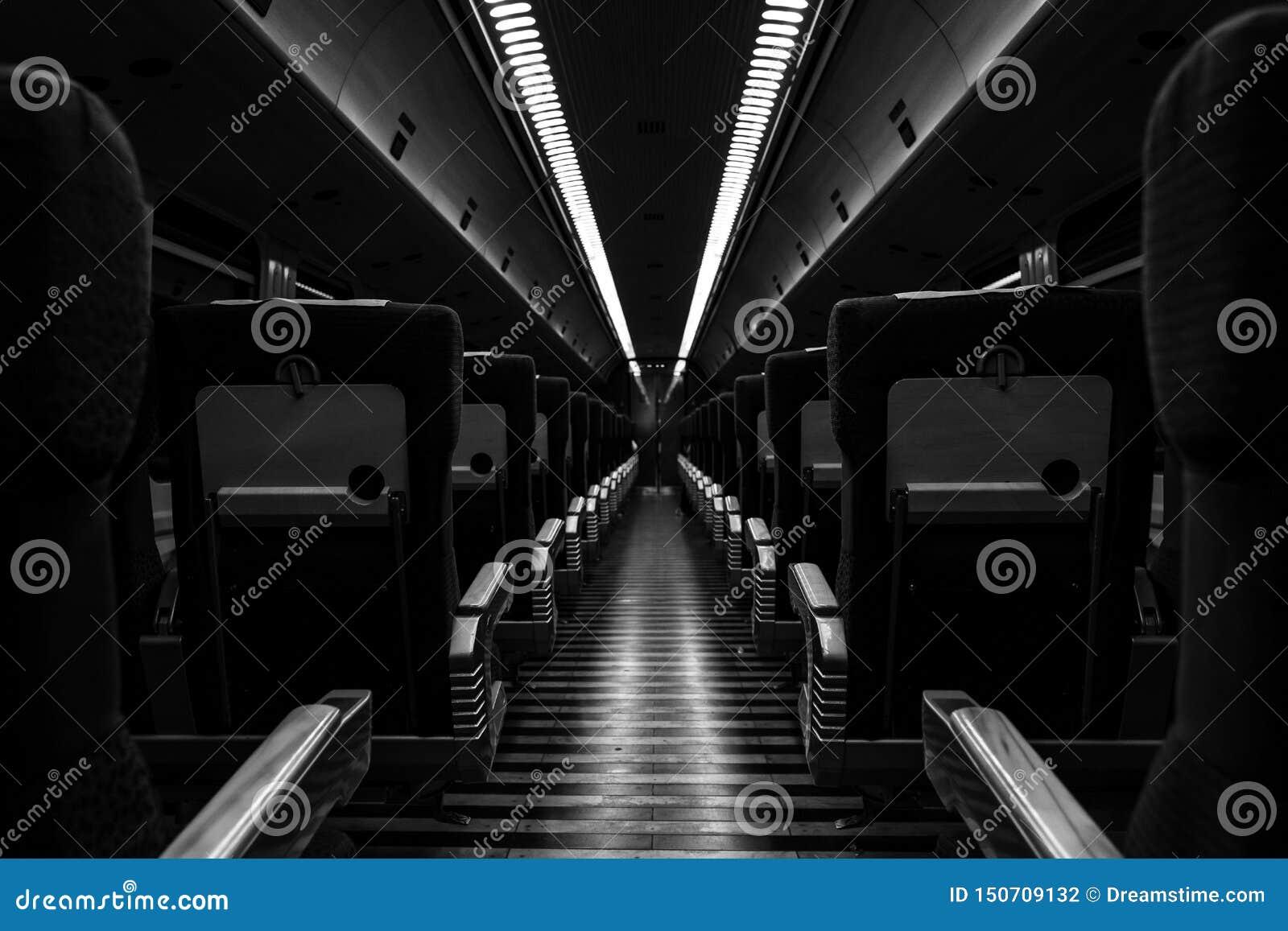 Esvazie o trem