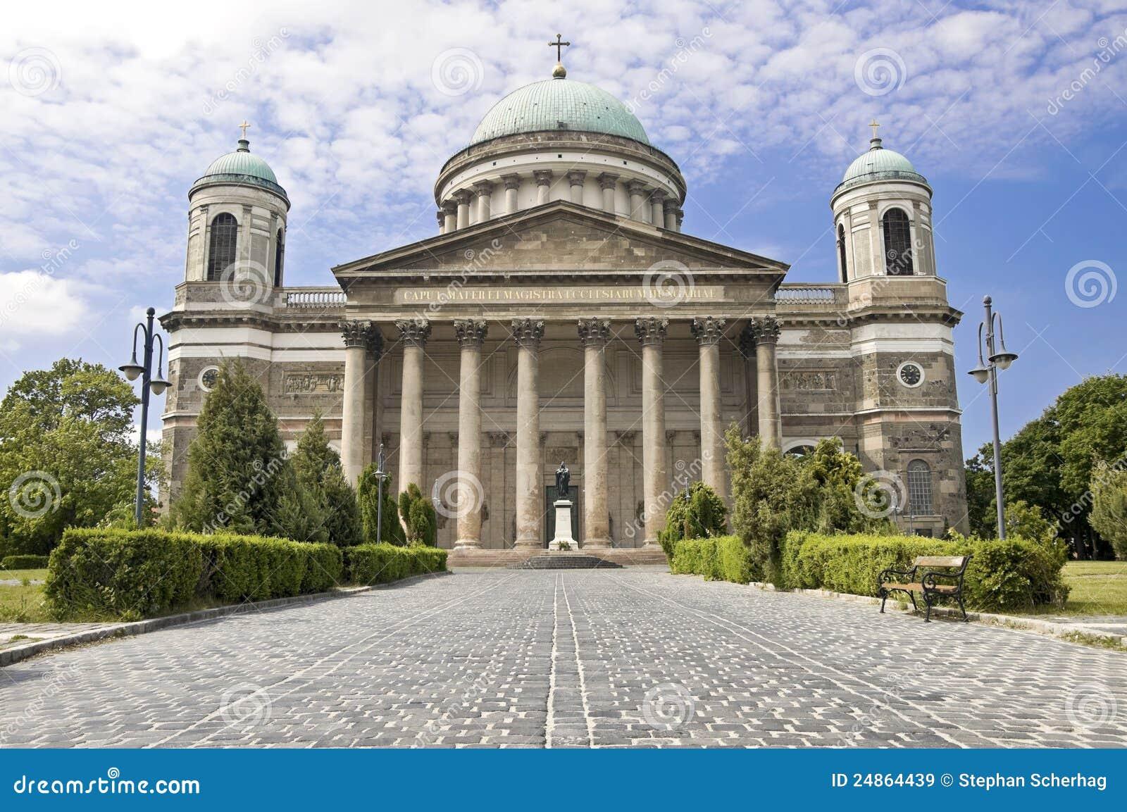 Esztergom Венгрия базилики