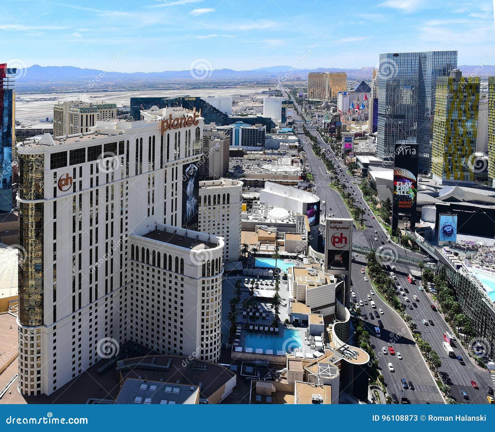 Et x27 ; Strip& x27 ; à Vegas semblant au sud