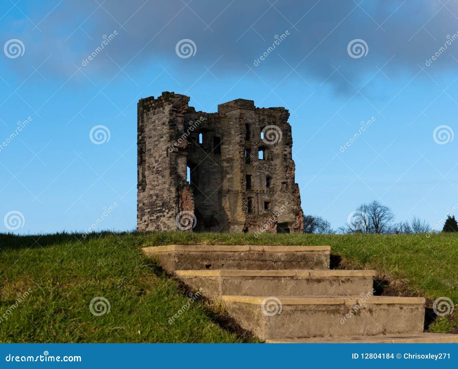 Etapas do castelo